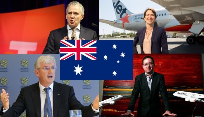 Are Australian CEOs just lucky, or can they take over the world?